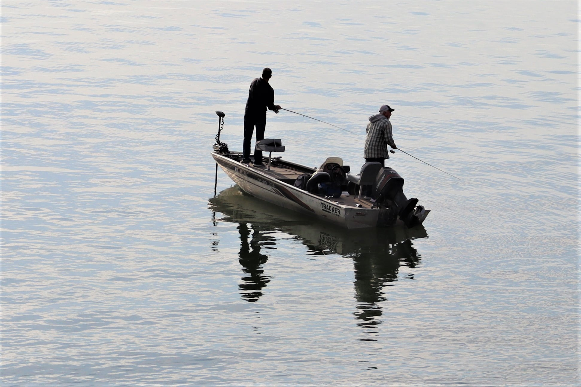 Fishing on Harlan County Reservoir