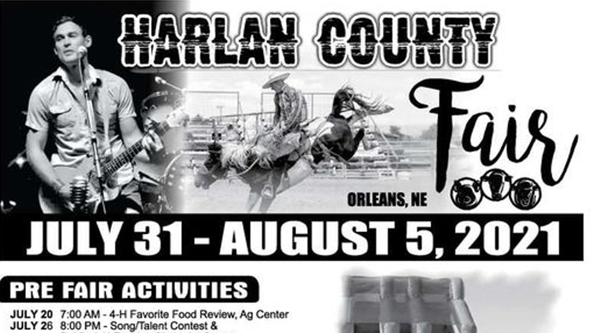 Harlan County Fair 2021
