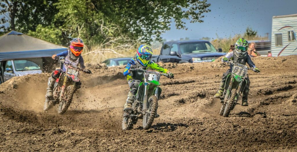 Orleans Dirt Bike Racing